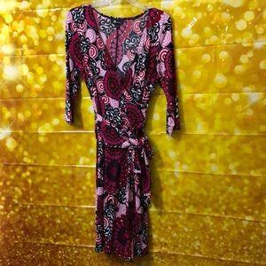 AB Studio Dresses - Beautiful wrap dress